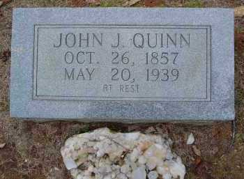 QUINN, JOHN J. - Saline County, Arkansas | JOHN J. QUINN - Arkansas Gravestone Photos