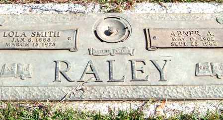 RALEY, LOLA - Saline County, Arkansas | LOLA RALEY - Arkansas Gravestone Photos