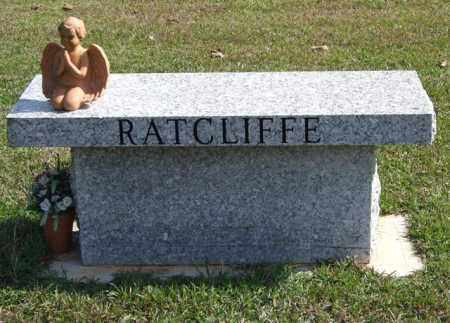 RATCLIFFE, FAMILY BENCH - Saline County, Arkansas | FAMILY BENCH RATCLIFFE - Arkansas Gravestone Photos