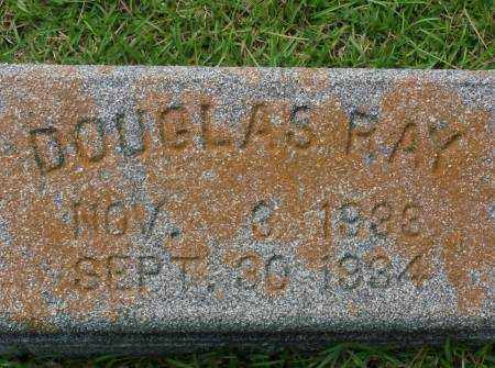RAY, DOUGLAS - Saline County, Arkansas | DOUGLAS RAY - Arkansas Gravestone Photos