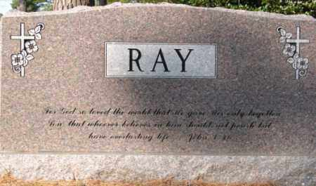 RAY, EMMA L. - Saline County, Arkansas | EMMA L. RAY - Arkansas Gravestone Photos