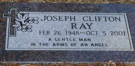 RAY, JOSEPH CLIFTON - Saline County, Arkansas | JOSEPH CLIFTON RAY - Arkansas Gravestone Photos