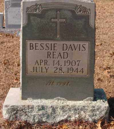 READ, BESSIE - Saline County, Arkansas | BESSIE READ - Arkansas Gravestone Photos