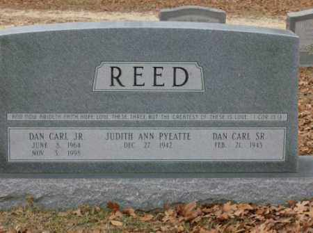 REED, JR, DAN CARL - Saline County, Arkansas | DAN CARL REED, JR - Arkansas Gravestone Photos