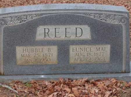 REED, HUBBLE B. - Saline County, Arkansas | HUBBLE B. REED - Arkansas Gravestone Photos