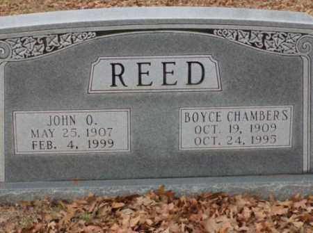 REED, JOHN ORVILLE - Saline County, Arkansas | JOHN ORVILLE REED - Arkansas Gravestone Photos