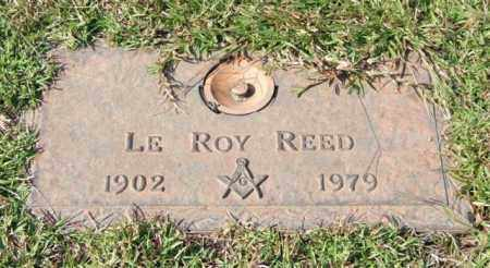 REED, LE ROY - Saline County, Arkansas | LE ROY REED - Arkansas Gravestone Photos
