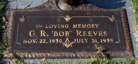 "REEVES, G. R. ""BOB"" - Saline County, Arkansas 
