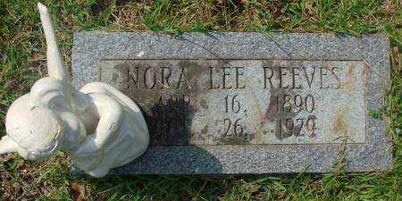 REEVES, NORA LEE - Saline County, Arkansas | NORA LEE REEVES - Arkansas Gravestone Photos