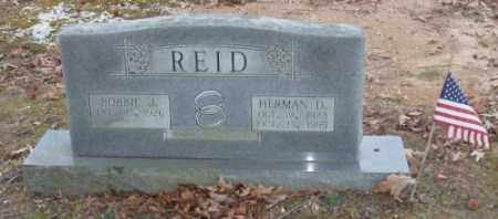 REID, HERMAN DALE - Saline County, Arkansas | HERMAN DALE REID - Arkansas Gravestone Photos