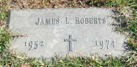 ROBERTS, JAMES L. - Saline County, Arkansas | JAMES L. ROBERTS - Arkansas Gravestone Photos