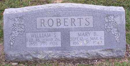 ROBERTS, MARY BELL - Saline County, Arkansas | MARY BELL ROBERTS - Arkansas Gravestone Photos