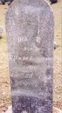ROBINETTE, IRA E - Saline County, Arkansas | IRA E ROBINETTE - Arkansas Gravestone Photos