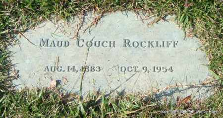ROCKLIFF, MAUD - Saline County, Arkansas | MAUD ROCKLIFF - Arkansas Gravestone Photos