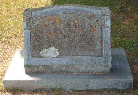 ROGERS, BLANCHE M. - Saline County, Arkansas | BLANCHE M. ROGERS - Arkansas Gravestone Photos