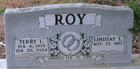ROY, TERRY L. - Saline County, Arkansas | TERRY L. ROY - Arkansas Gravestone Photos