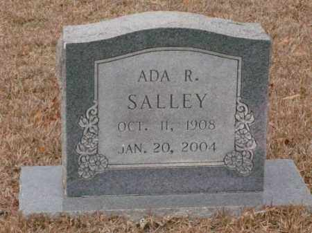 SALLEY, ADA R. - Saline County, Arkansas | ADA R. SALLEY - Arkansas Gravestone Photos