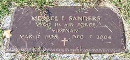 SANDERS (VETERAN VIET), MERREL L - Saline County, Arkansas | MERREL L SANDERS (VETERAN VIET) - Arkansas Gravestone Photos