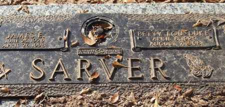 SARVER, BETTY LOU - Saline County, Arkansas | BETTY LOU SARVER - Arkansas Gravestone Photos
