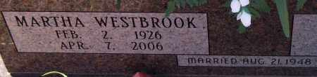 WESTBROOK SEALS, MARTHA MAE (CLOSEUP) - Saline County, Arkansas | MARTHA MAE (CLOSEUP) WESTBROOK SEALS - Arkansas Gravestone Photos