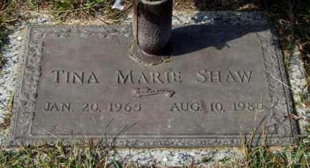 SHAW, TINA MARIE - Saline County, Arkansas | TINA MARIE SHAW - Arkansas Gravestone Photos