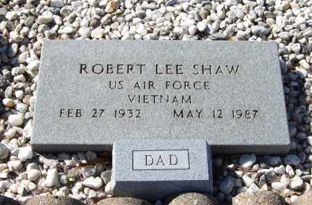 SHAW (VETERAN VIET), ROBERT LEE - Saline County, Arkansas | ROBERT LEE SHAW (VETERAN VIET) - Arkansas Gravestone Photos