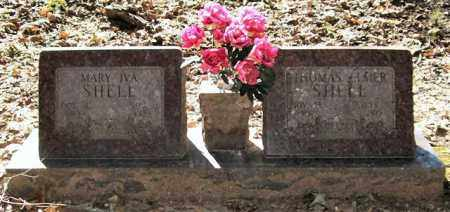 SHELL, MARY IVA - Saline County, Arkansas | MARY IVA SHELL - Arkansas Gravestone Photos
