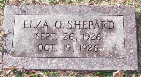 SHEPARD, ELZA O. - Saline County, Arkansas | ELZA O. SHEPARD - Arkansas Gravestone Photos