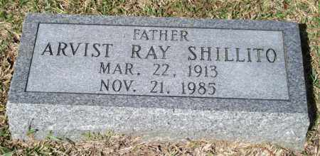 SHILLITO, ARVIST RAY - Saline County, Arkansas | ARVIST RAY SHILLITO - Arkansas Gravestone Photos