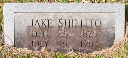 SHILLITO, JAKE - Saline County, Arkansas | JAKE SHILLITO - Arkansas Gravestone Photos
