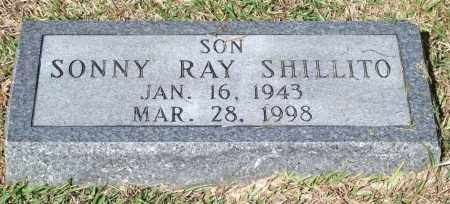 SHILLITO, SONNY RAY - Saline County, Arkansas | SONNY RAY SHILLITO - Arkansas Gravestone Photos