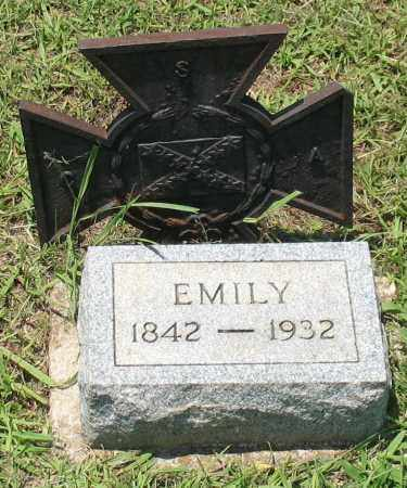 SHOPPACH, EMILY - Saline County, Arkansas | EMILY SHOPPACH - Arkansas Gravestone Photos