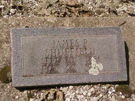 SHUFFIELD, JAMES - Saline County, Arkansas | JAMES SHUFFIELD - Arkansas Gravestone Photos