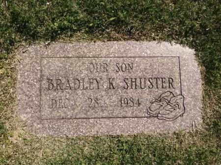 SHUSTER, BRADLEY K. - Saline County, Arkansas | BRADLEY K. SHUSTER - Arkansas Gravestone Photos