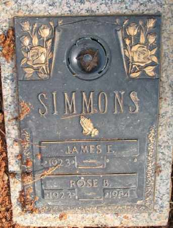 SIMMONS, ROSE B. - Saline County, Arkansas | ROSE B. SIMMONS - Arkansas Gravestone Photos