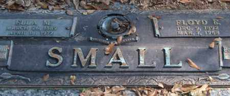SMALL, ELLA M. - Saline County, Arkansas | ELLA M. SMALL - Arkansas Gravestone Photos