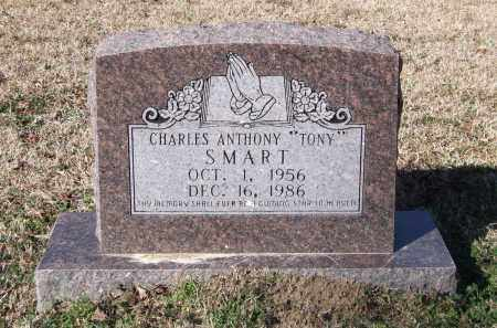 "SMART, CHARLES ANTHONY ""TONY"" - Saline County, Arkansas 