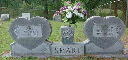 "SMART, D.E. ""DUB"" - Saline County, Arkansas 