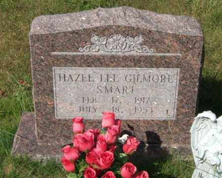 GILMORE SMART, HAZEL LEE - Saline County, Arkansas | HAZEL LEE GILMORE SMART - Arkansas Gravestone Photos