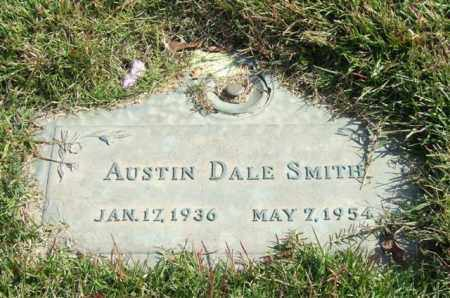 SMITH, AUSTIN DALE - Saline County, Arkansas | AUSTIN DALE SMITH - Arkansas Gravestone Photos