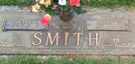 SMITH, BETTY G. - Saline County, Arkansas | BETTY G. SMITH - Arkansas Gravestone Photos