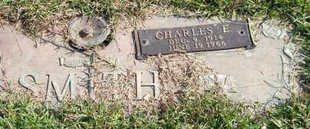SMITH, CHARLES E. - Saline County, Arkansas | CHARLES E. SMITH - Arkansas Gravestone Photos