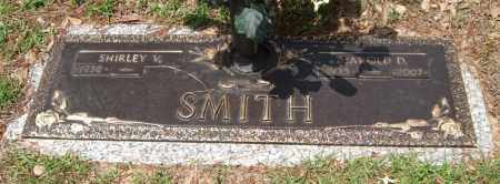 SMITH, HAROLD D. - Saline County, Arkansas | HAROLD D. SMITH - Arkansas Gravestone Photos