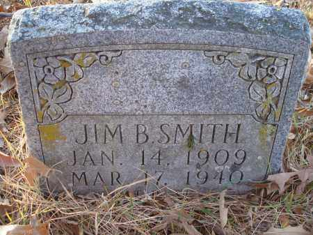 SMITH, JIM B - Saline County, Arkansas | JIM B SMITH - Arkansas Gravestone Photos