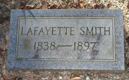SMITH, LAFAYETTE - Saline County, Arkansas | LAFAYETTE SMITH - Arkansas Gravestone Photos