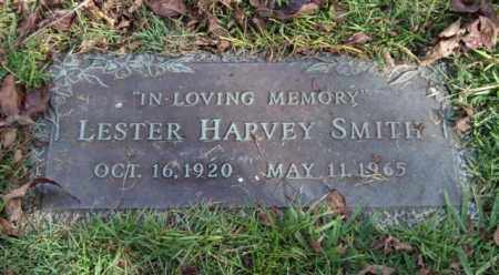 SMITH, LESTER HARVEY - Saline County, Arkansas | LESTER HARVEY SMITH - Arkansas Gravestone Photos