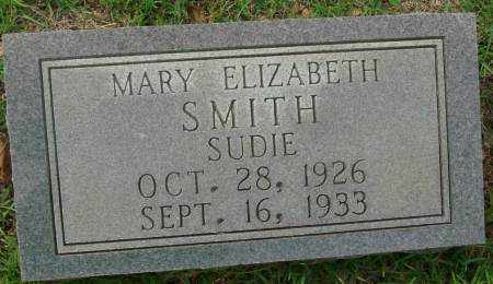 SMITH, MARY ELIZABETH - Saline County, Arkansas | MARY ELIZABETH SMITH - Arkansas Gravestone Photos