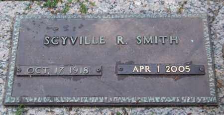 SMITH, SCYVILLE R. - Saline County, Arkansas | SCYVILLE R. SMITH - Arkansas Gravestone Photos
