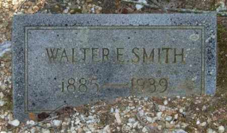 SMITH, WALTER E. - Saline County, Arkansas | WALTER E. SMITH - Arkansas Gravestone Photos
