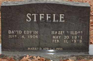 STEELE, HAZEL - Saline County, Arkansas | HAZEL STEELE - Arkansas Gravestone Photos